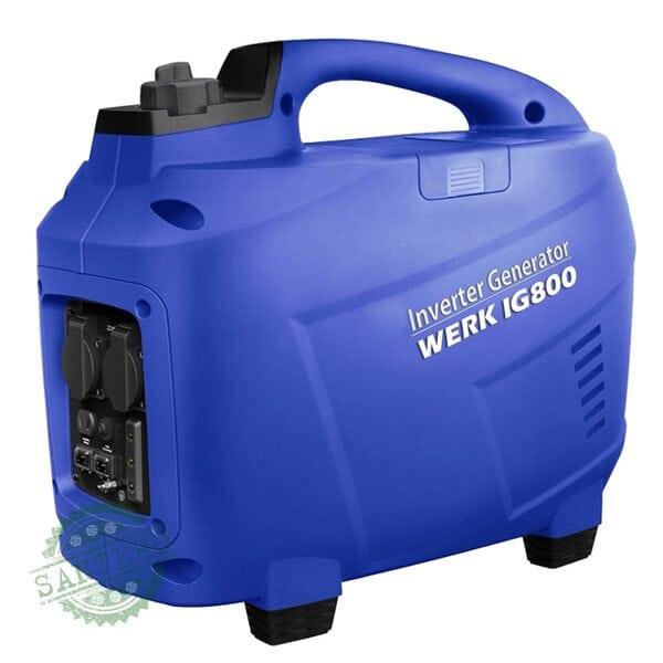 Инверторный генератор Werk IG-800