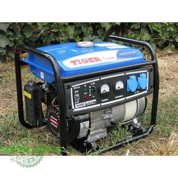 Бензиновый генератор Tiger TG 3700S
