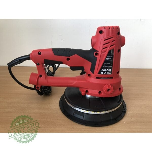 Шлифовальная машина для стен Workman R7241 с подсветкой, купить Шлифовальная машина для стен Workman R7241 с подсветкой