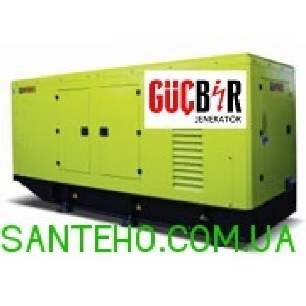 Дизель-электростанция Gucbir GJG-25