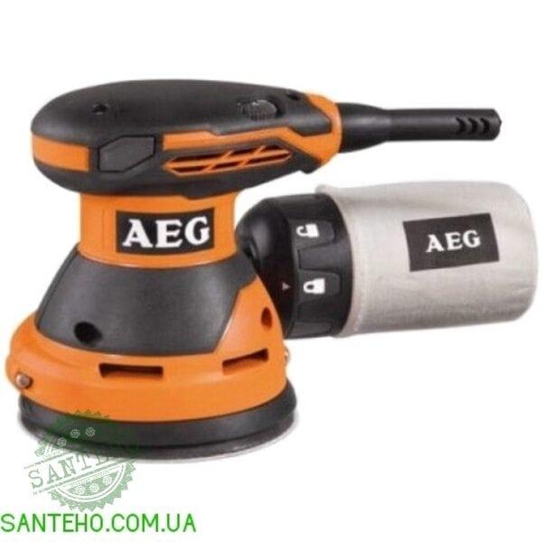 Эксцентриковая шлифовальная машина AEG EX 125 ED