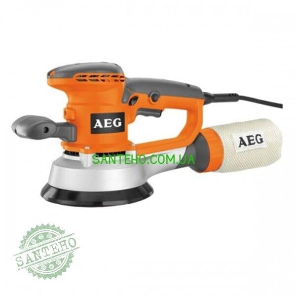Ексцентриковая шлифовая машина AEG EX 150 E