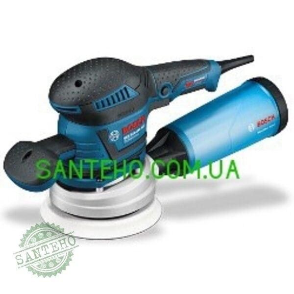 Шлифмашина эксцентриковая Bosch GEX 125-150 AVE