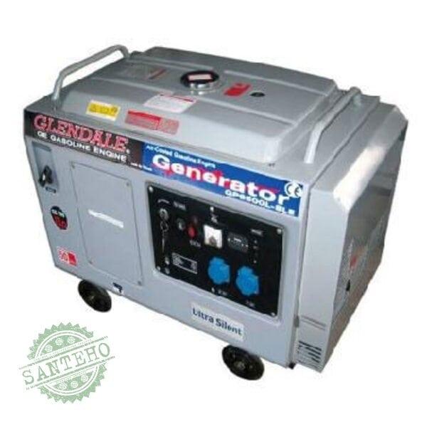 Бензогенератор Glendale GP5500L-SLE/3