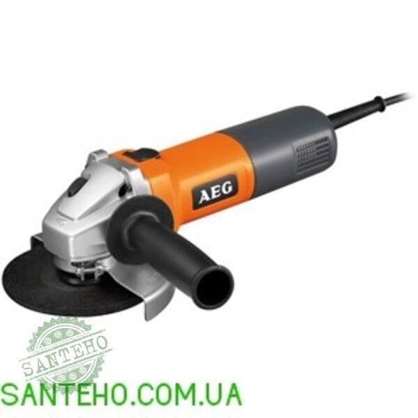 Угловая шлифмашина AEG WS 12-125 XE