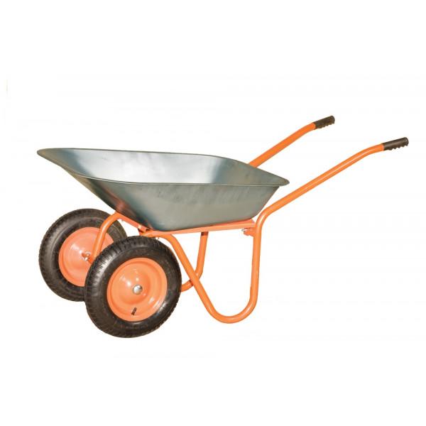 Тачка садово-будівельна двоколісний Vitals 65/130