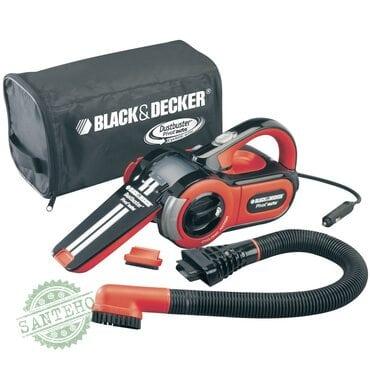 Aвтомобильный пылесос Black&Deker ADV 1205