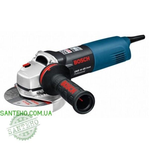 Болгарка Bosch GWS 14-125 Inox