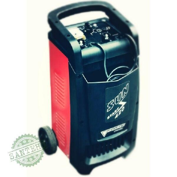 Пускозарядное устройство FORTE CD-420FP