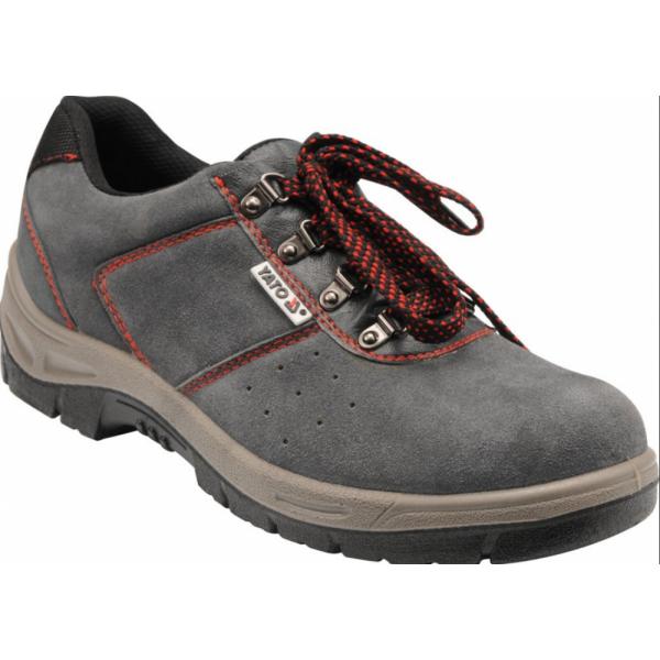Замшеві робочі черевики Yato YT-80572 (розмір 39)