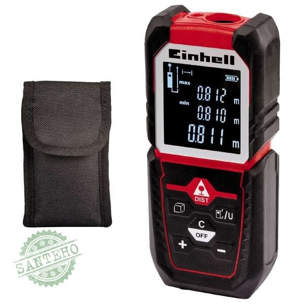 Лазерный дальномер Einhell TC-LD 50