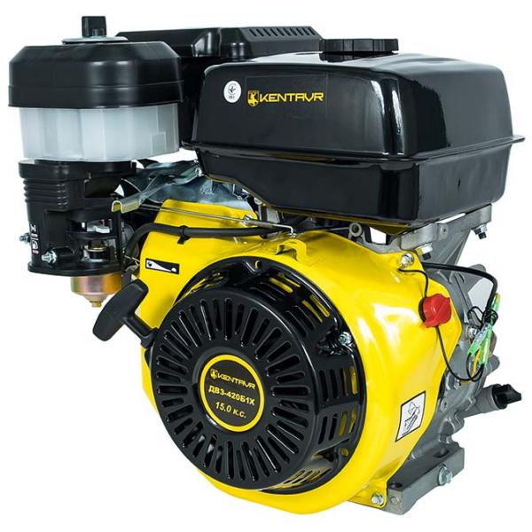 Двигатель бензиновый Кентавр ДВЗ-420Б1X