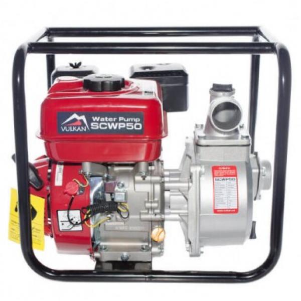 Мотопомпа бензиновая Vulkan SCWP50 для чистой воды, купить Мотопомпа бензиновая Vulkan SCWP50 для чистой воды
