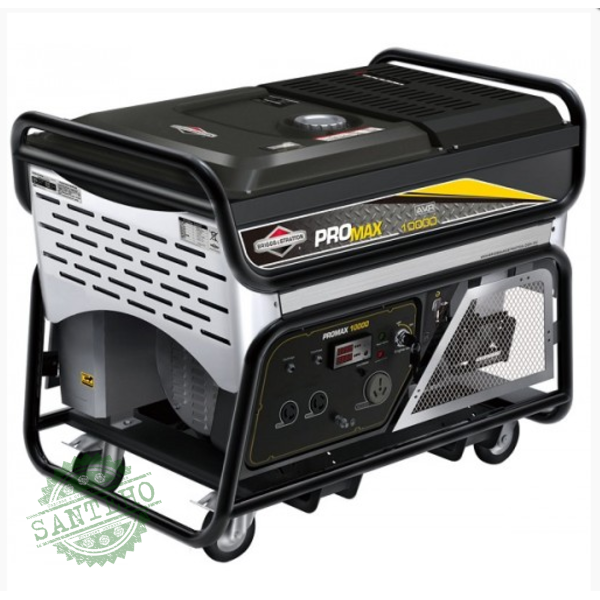 Генератор бензиновий Briggs & Stratton Pro Max 10000т, купити Генератор бензиновий Briggs & Stratton Pro Max 10000т
