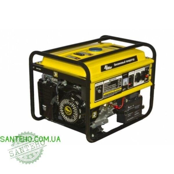 Бензиновый генератор Кентавр КБГ 505Э, купить Бензиновый генератор Кентавр КБГ 505Э