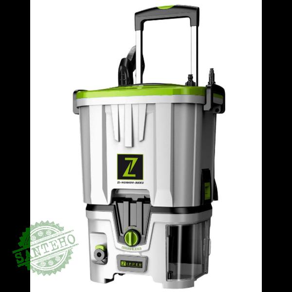 Мойка высокого давления аккумуляторная ZIPPER ZI-HDR40V-AKKU