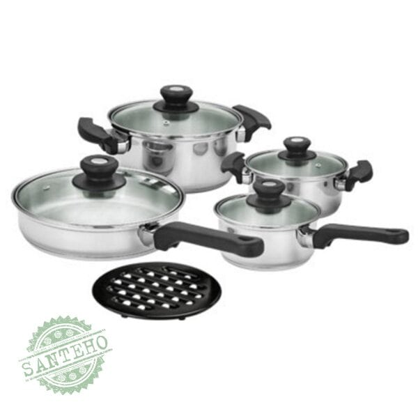 Набір посуду CALVE 9 предметів CL-1030