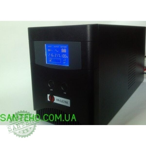 Источник бесперебойного питания с подключением внешних аккумуляторных батарей NB-T601 (LCD)