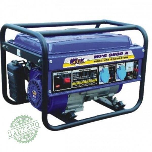 Генератор бензиновый WERK WPG3600A