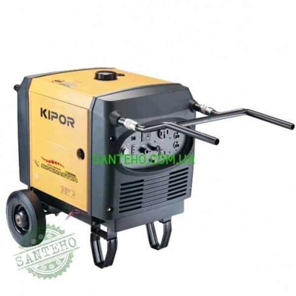 Инверторный генератор KIPOR IG6000H, купить Инверторный генератор KIPOR IG6000H