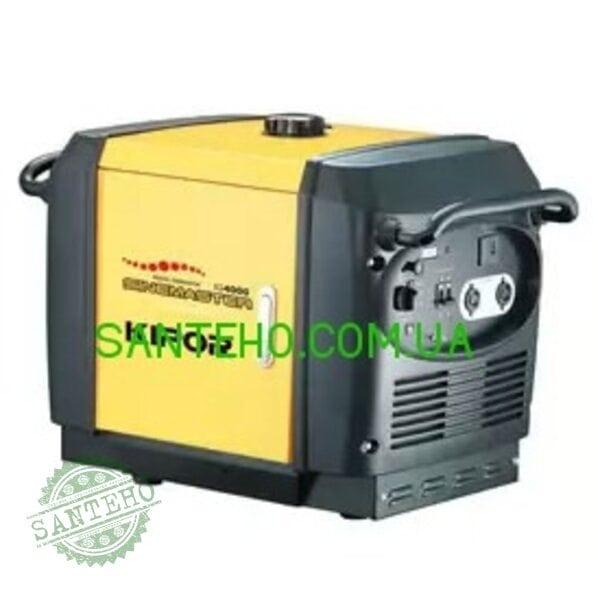 Инверторный генератор KIPOR IG4000, купить Инверторный генератор KIPOR IG4000