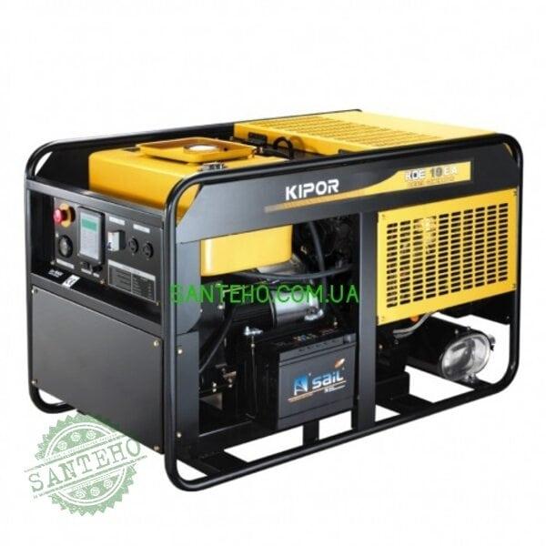 Дизельный генератор KIPOR KDE19EA, купить Дизельный генератор KIPOR KDE19EA