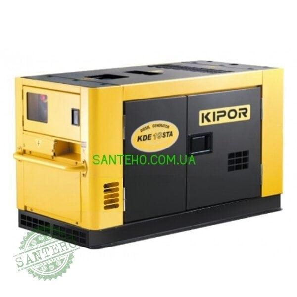 Дизельний генератор KIPOR KDA19STAO, купити Дизельний генератор KIPOR KDA19STAO