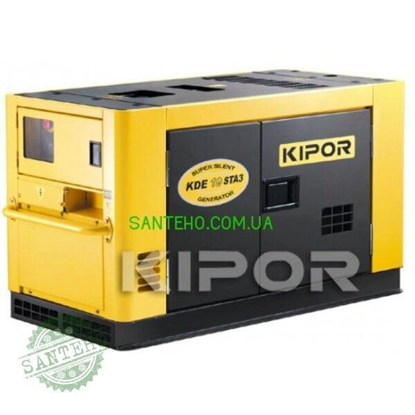 Дизельный генератор Kipor KDЕ19STA3, купить Дизельный генератор Kipor KDЕ19STA3