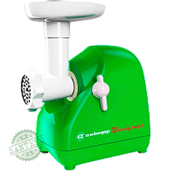 Электрическая мясорубка Белвар КЕМ-П2У 302-09 (зеленая)