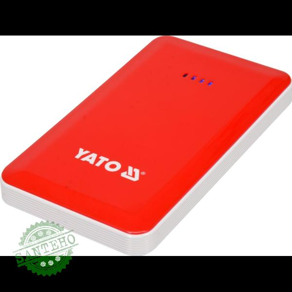 Портативний пусковий пристрій для авто Yato YT-83080