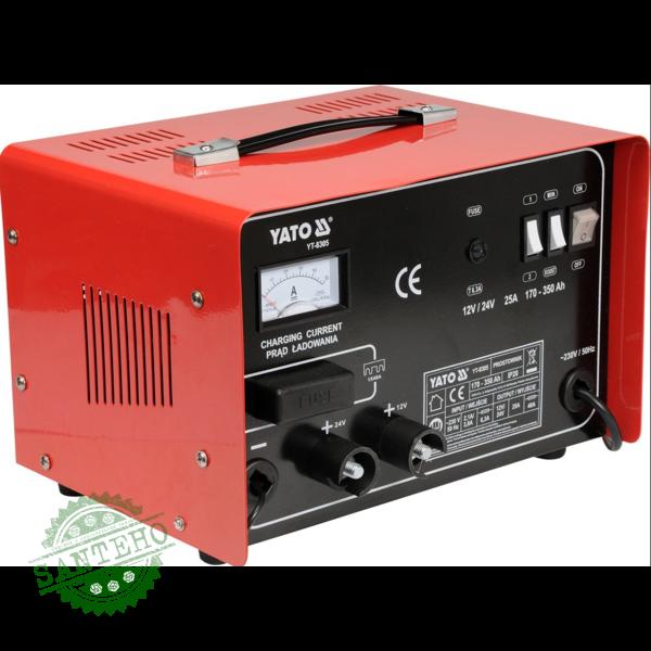 Зарядное устройство YATO YT-8305