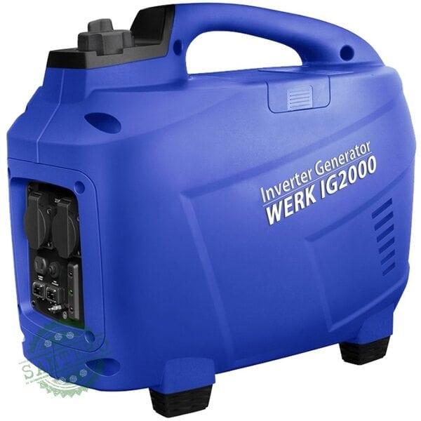 Инверторный генератор Werk IG-2000