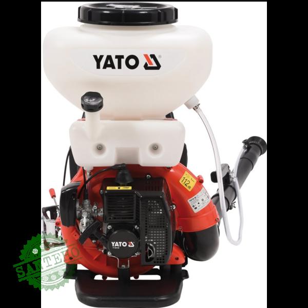 Мотообприскувач бензиновий Yato YT-85140