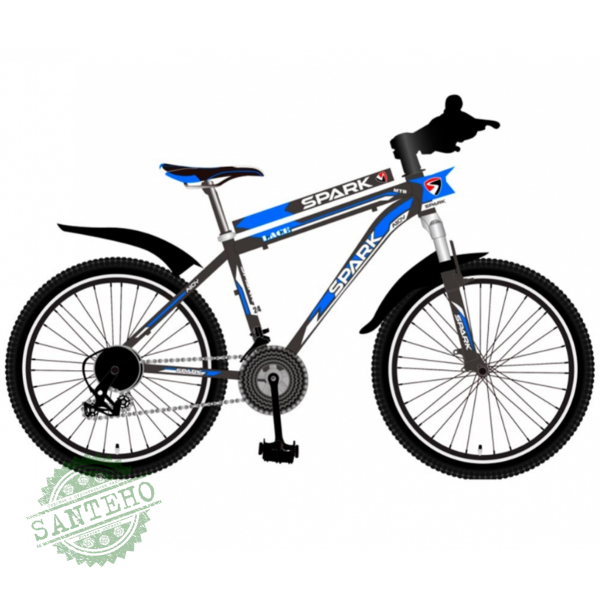 Велосипед Spark LACE LD24-15-21-004