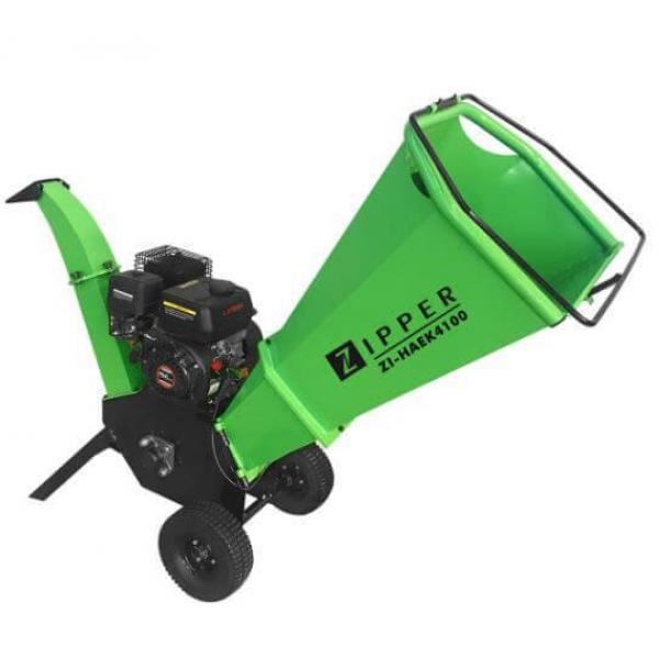 Садовый измельчитель бензиновый ZIPPER ZI-HAEK4100