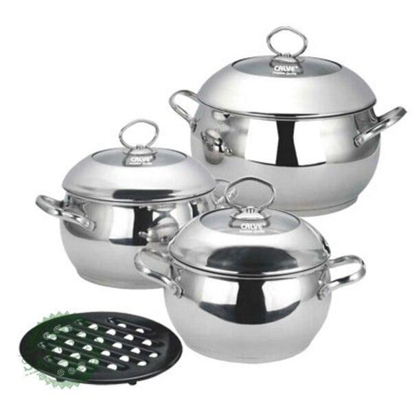 Набір посуду CALVE 7 предметів CL-1051