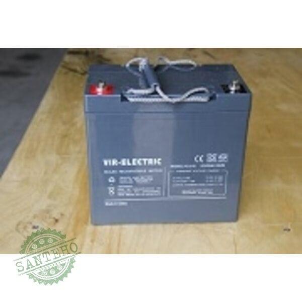 Аккумуляторная батарея Santak 12V55AH