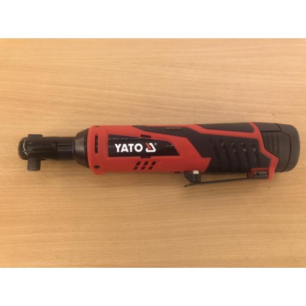 Трещетка ударна акумуляторна Yato YT-82902