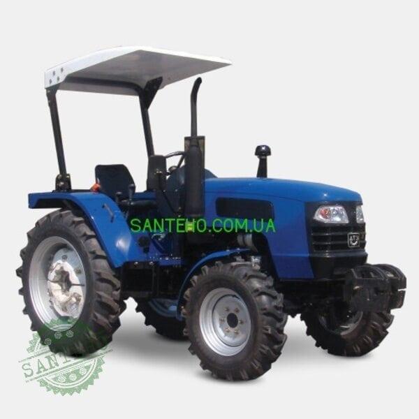 Трактор ДТЗ 5404  (4 цил-ра, 4х4, 8+8, 7,50-16/11,2-28, двух дисковое сцепление, 2 насоса гидравлики)
