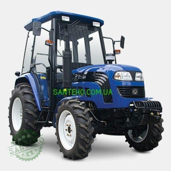 Трактор ДТЗ 4504 (4-цил., 50л.с., гидроус., кабина с отоплением), купить Трактор ДТЗ 4504 (4-цил., 50л.с., гидроус., кабина с отоплением)