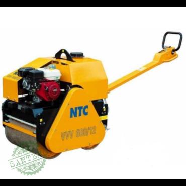 Виброкаток бензиновый ручной NTC VVV 600/12