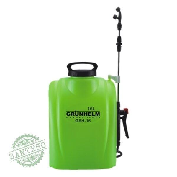 Опрыскиватель аккумуляторный GRUNHELM GHS-16
