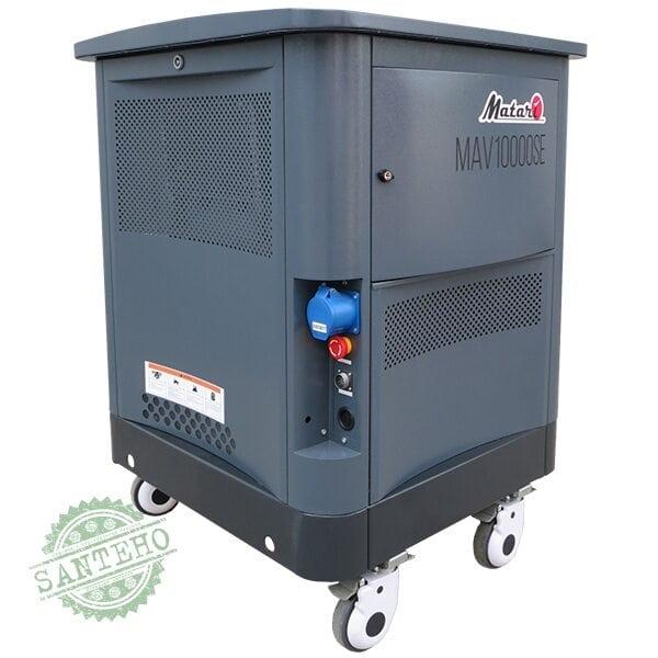 Бензиновый генератор Matari MAV10000SE-3