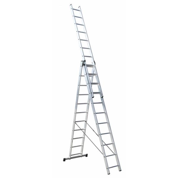Сходи універсальна трисекційна Кентавр 3х12