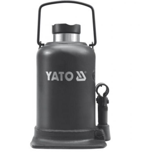 Домкрат гідравлічний пляшковий YATO YT-1704
