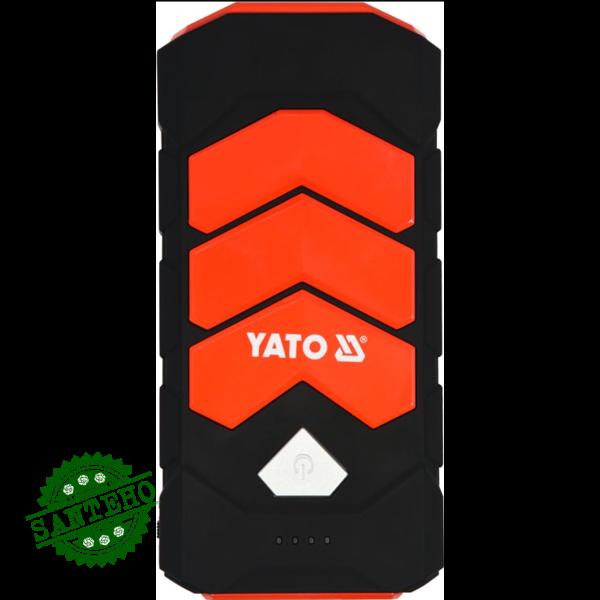 Портативний пусковий пристрій для авто Yato YT-83081