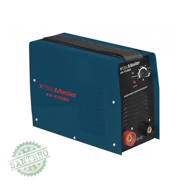 Инвертор сварочный IGBT 200А BauMaster AW-97I20BX
