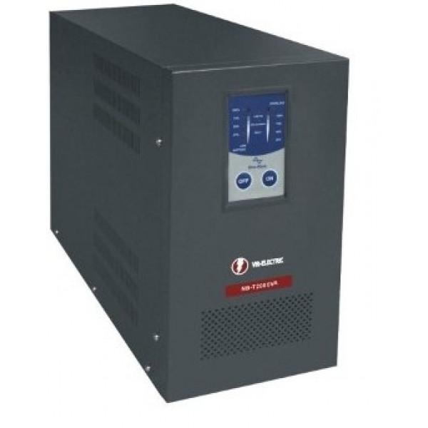 Источник бесперебойного питания с подключением внешних аккумуляторных батарей NB-T2000V