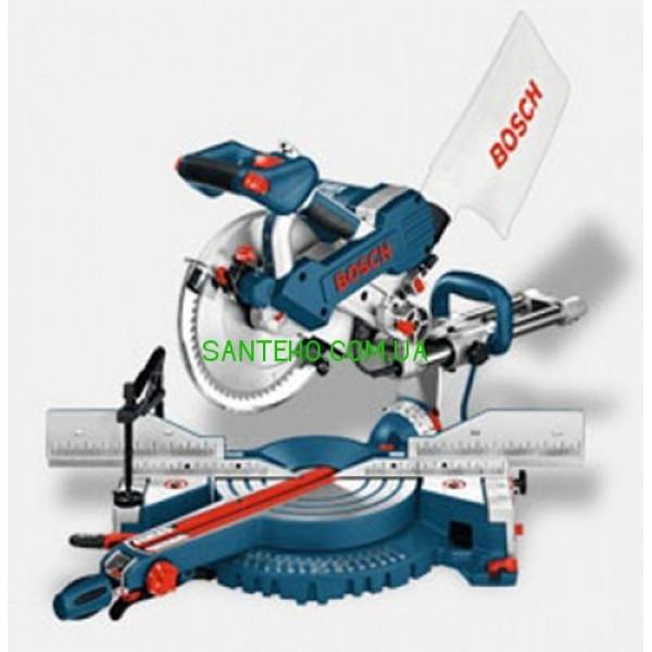 Торцовая пила Bosch GCM 10 SD