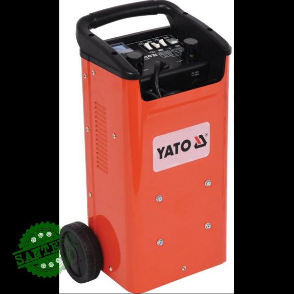Пуско-зарядний пристрій YATO YT-83060